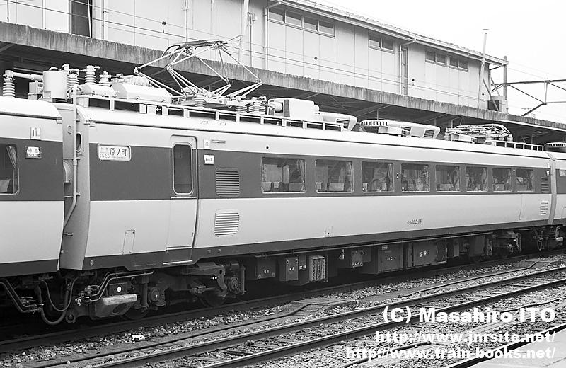 モハ482-15(仙セン) 1985年3月13 ...